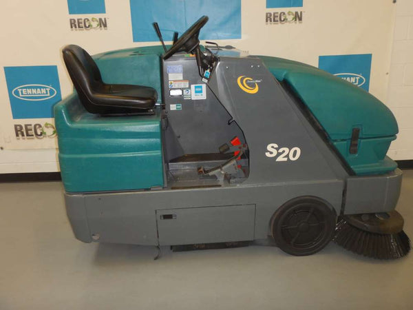 As-Is S20-2424 Sweeper