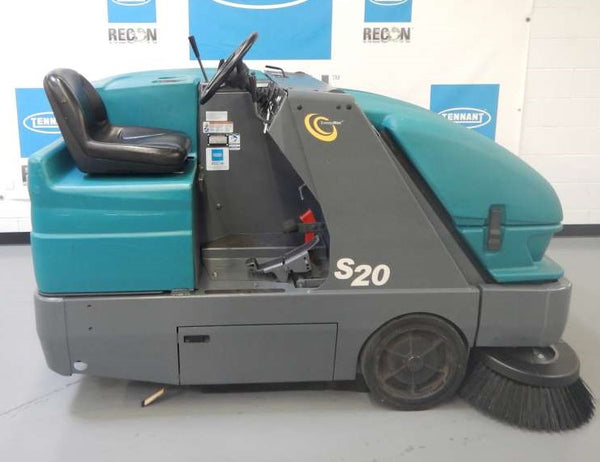 Used S20-2497 Sweeper