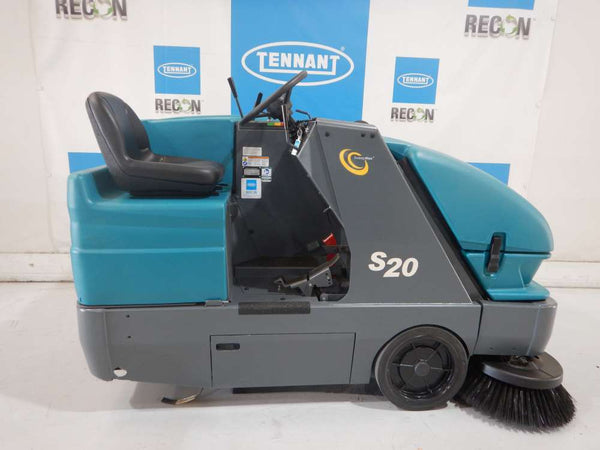 Certified S20-3330 LP Sweeper