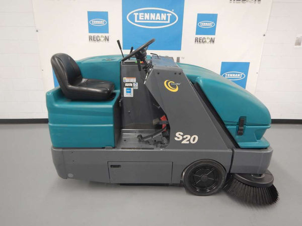 Used S20-3426 LP Sweeper