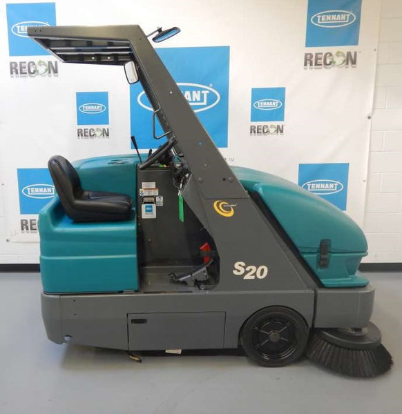 Certified S20-3533 Sweeper