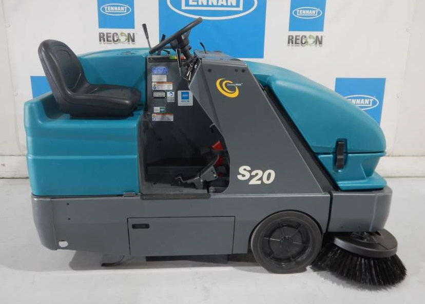 Certified S20-3821 LP Sweeper