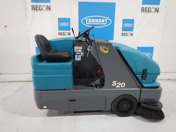Certified S20-3824 Sweeper