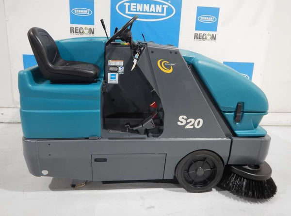 Certified S20-3830 Sweeper