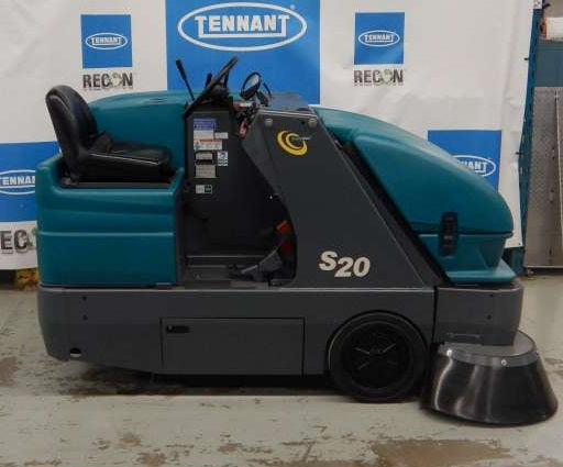 Certified S20-4037 Sweeper