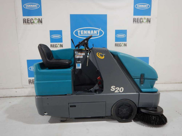 Certified S20-4163 Sweeper