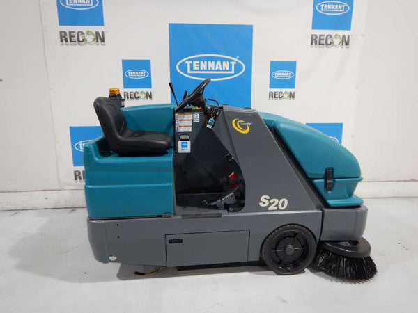 Used S20-4351 Sweeper