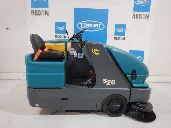 Certified S20-4583 Sweeper