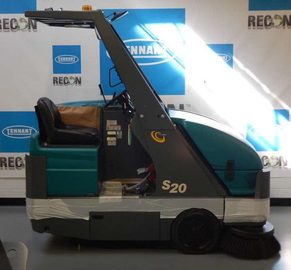 Certified S20-5713 Sweeper