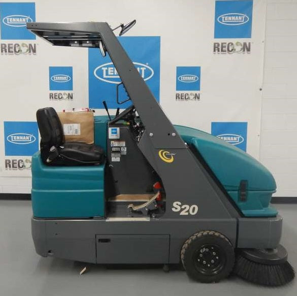 Certified S20-5787 Sweeper