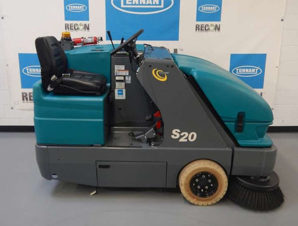 Certified S20-6051 Sweeper