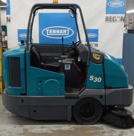 Used S30-1766 LP Sweeper
