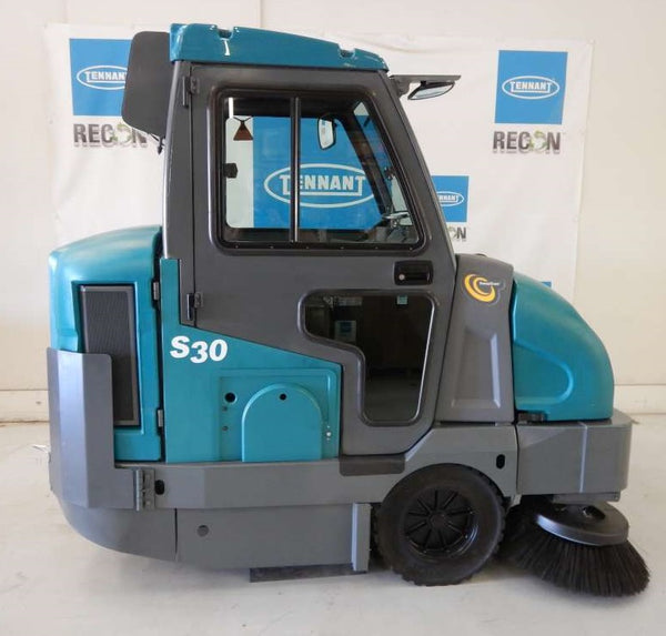 Certified S30-2452 Sweeper