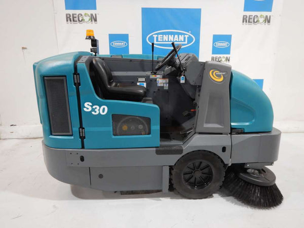 Certified S30-2588 Sweeper