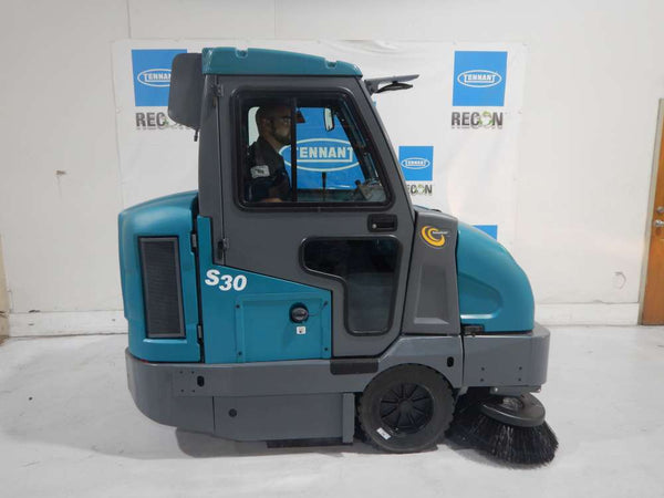 Certified S30-6260 Sweeper