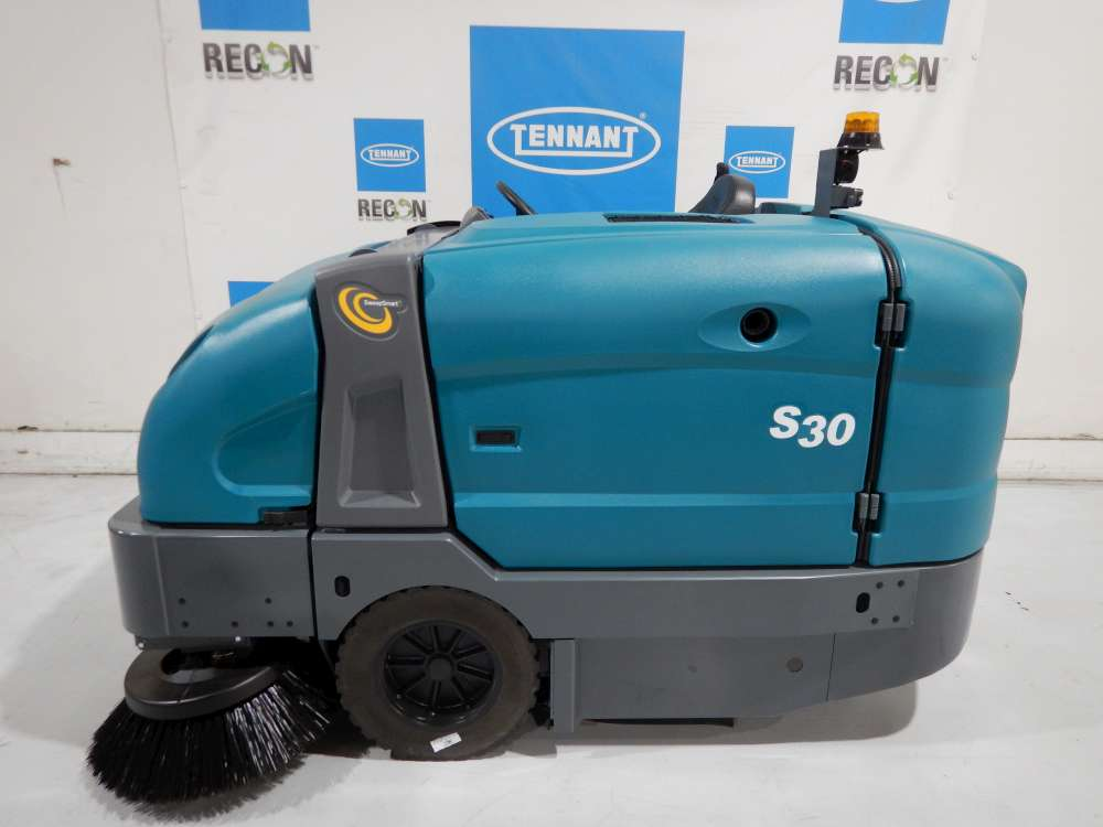 Certified S30XP-8348 Sweeper