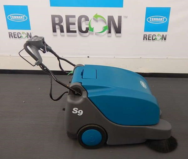 Certified S9 S9006339 Sweeper