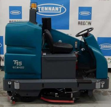 Used T15-16655 Scrubber