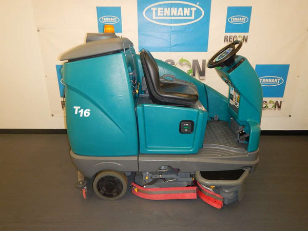 Used T16-22463 Scrubber