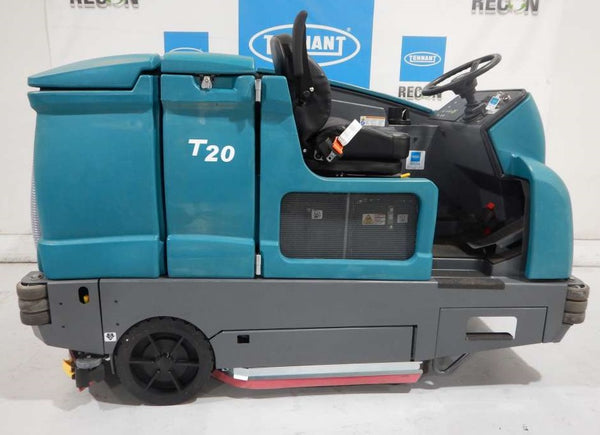 As-Is T20-2675 Scrubber
