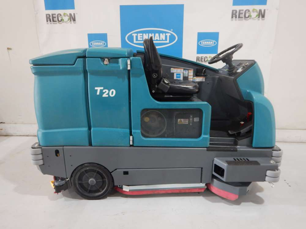 As-Is T20-2870 LP Scrubber