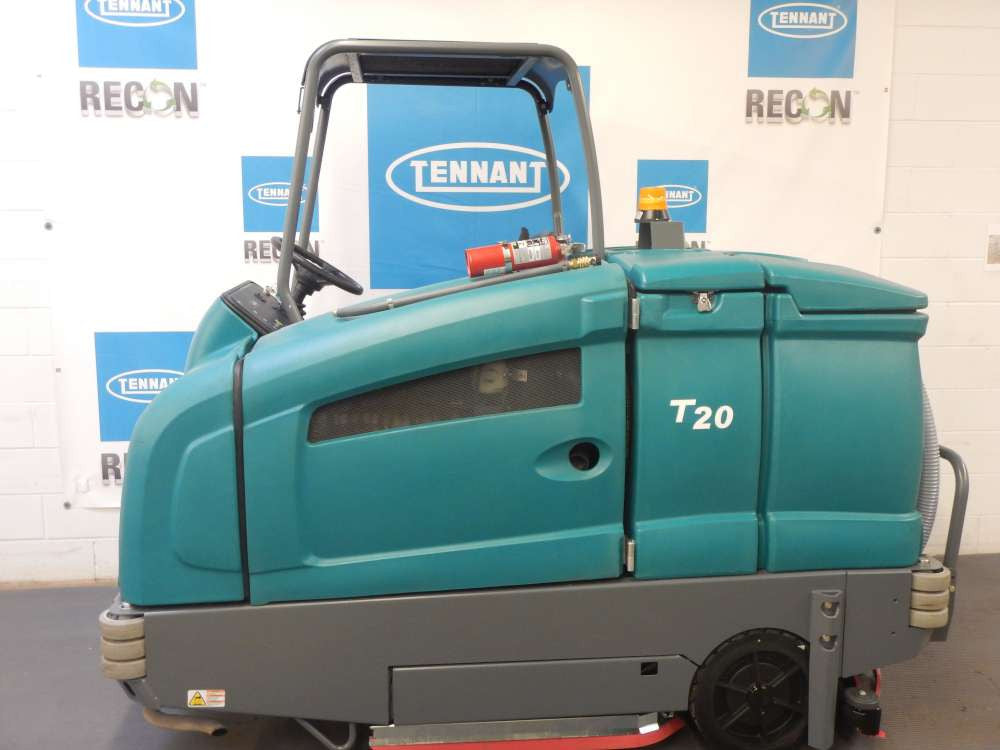 Used T20-2908 Gas Scrubber -New Engine