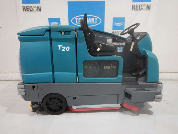 Used T20-5649 Scrubber