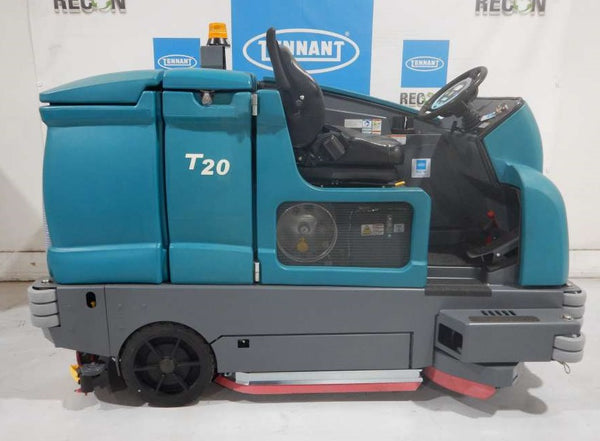 Used T20-9061 Scrubber