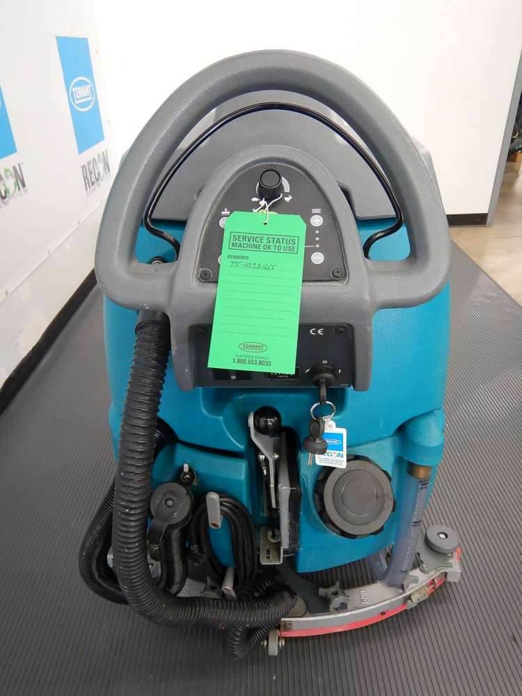 Used T5-10331665 Scrubber