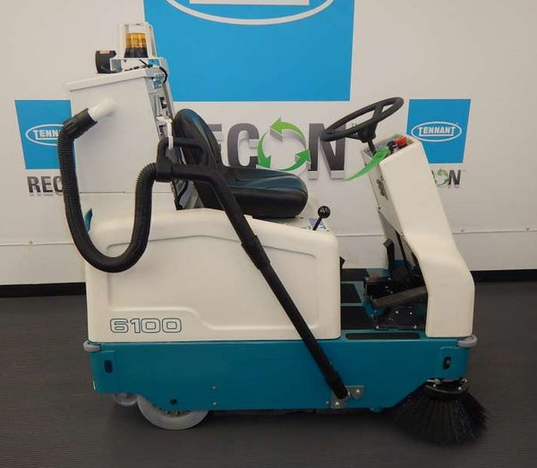 Certified 6100-6825 Battery Sweeper