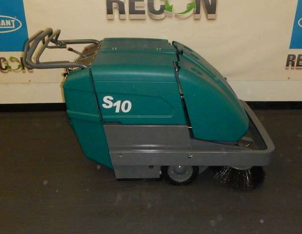 Certified S10-10114 Sweeper