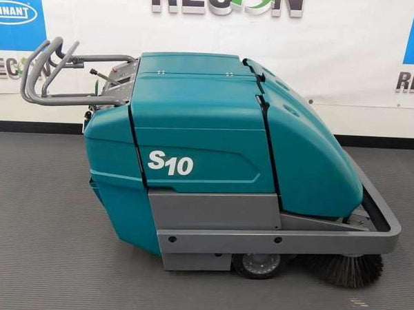 Certified S10-10270 Sweeper