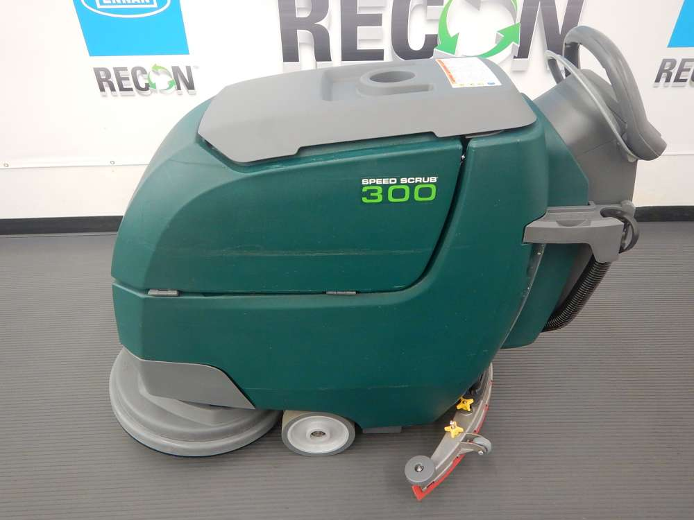 USED Nobles SS300-10750260 Scrubber