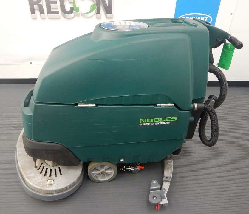 Used Nobles SS5-10445088 Scrubber