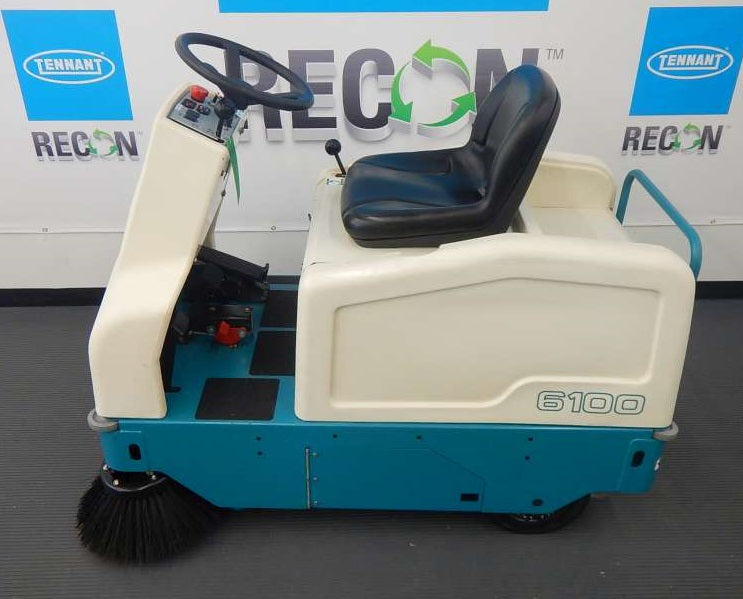 Certified 6100-4454 Sweeper