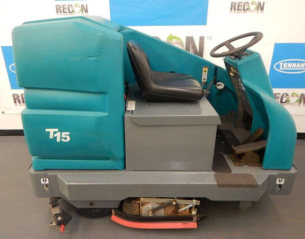 Used T15-16596 Scrubber