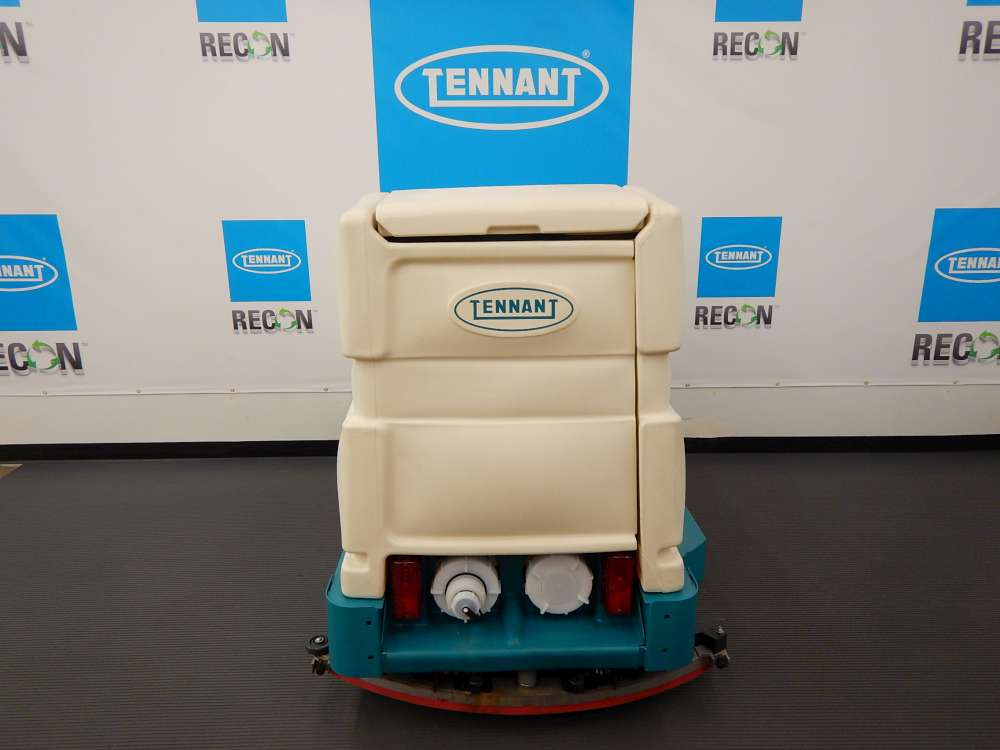 Used 7200-11284 Battery Scrubber