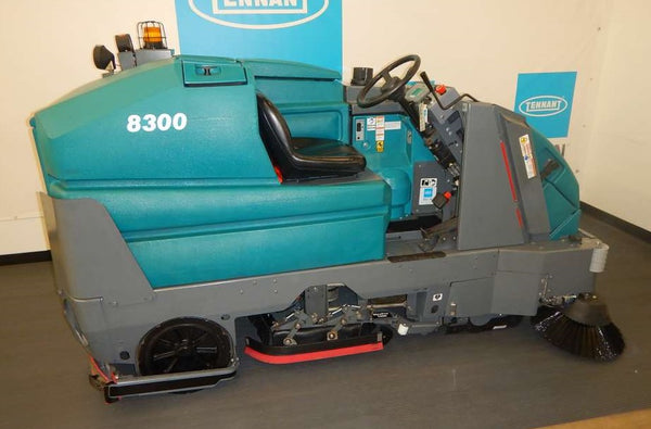 Used 8300-7343 Battery Sweeper-Scrubber