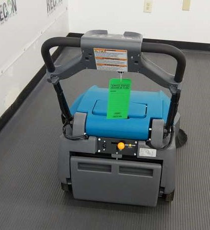 Certified S5 (S5006766) Sweeper