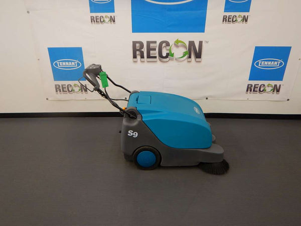 Certified S9 (S9003697) Sweeper
