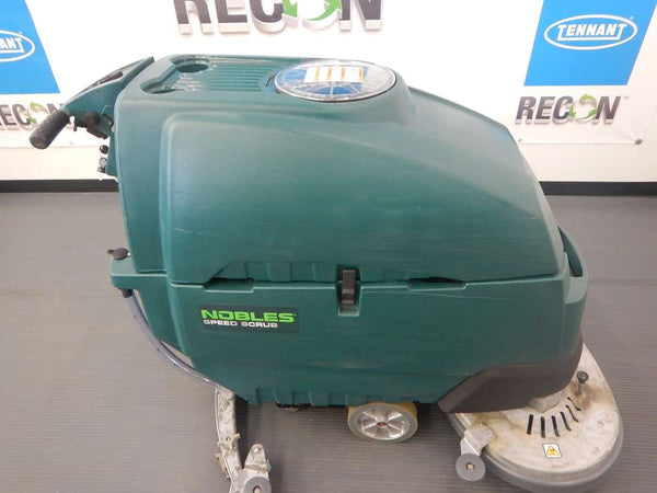 Tennant Reconditioned Certified PreOwned Used Scrubbers Sweepers - Used riding floor scrubber for sale