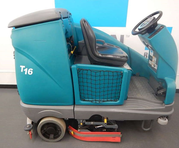 Used T16-22226 Scrubber