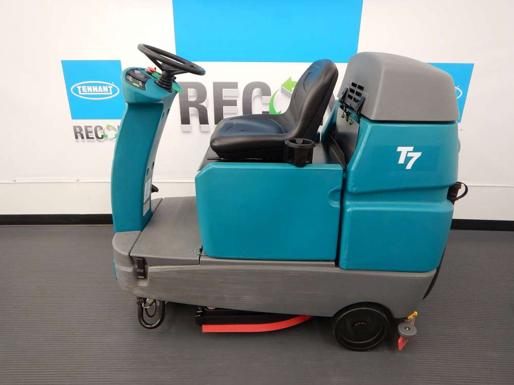 Used T7-10441506 Scrubber