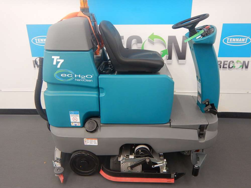 Certified T7-10993476 Scrubber - SOLD