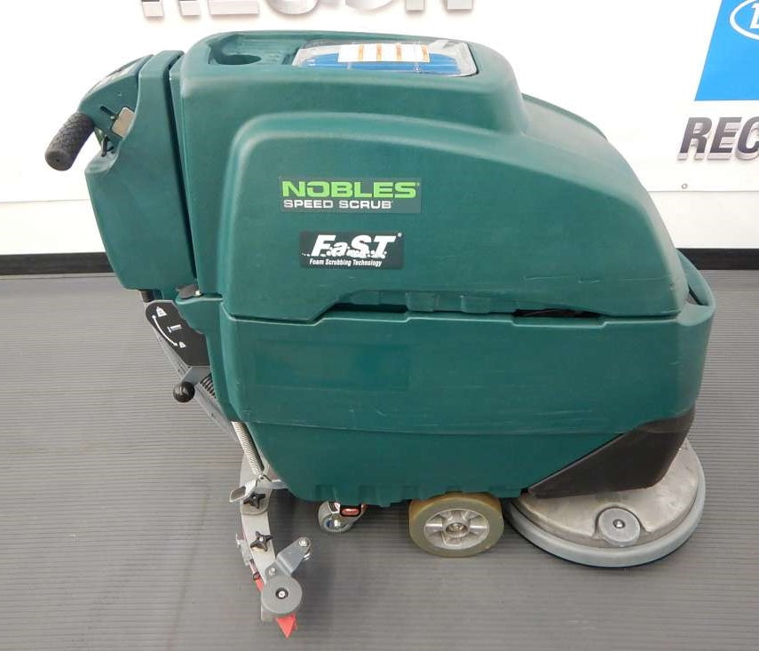 Used Nobles 900288-80004957 (SS3) Scrubber