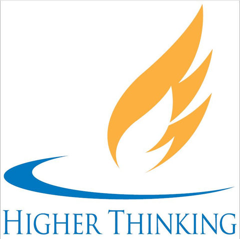 CLA Higher Thinking Vinyl Sticker