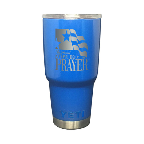 National Day of Prayer Yeti Double Wall Tumbler