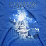 National Day Of Prayer For Your Great Name's Sake T-Shirt