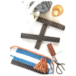 Small Wood Weaving Kit - Wood Creek