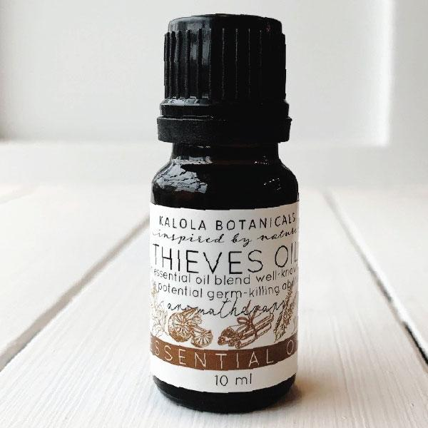 Thieves Oil - The History, The Blend & The Benefits